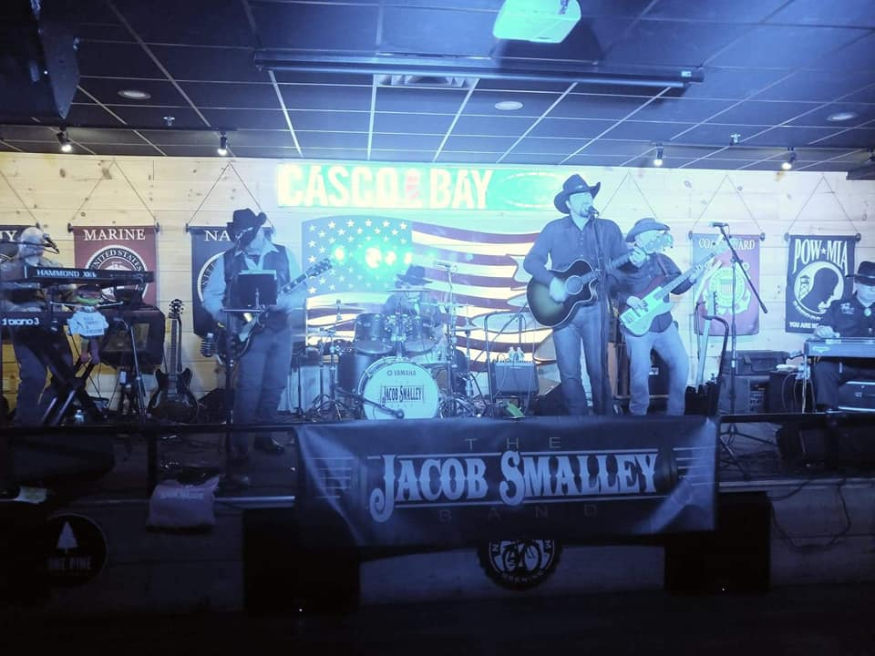 JACOB SMALLEY BAND