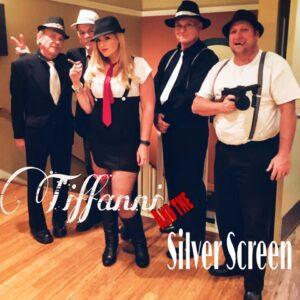 TIFFANI & THE SILVER SCREEN