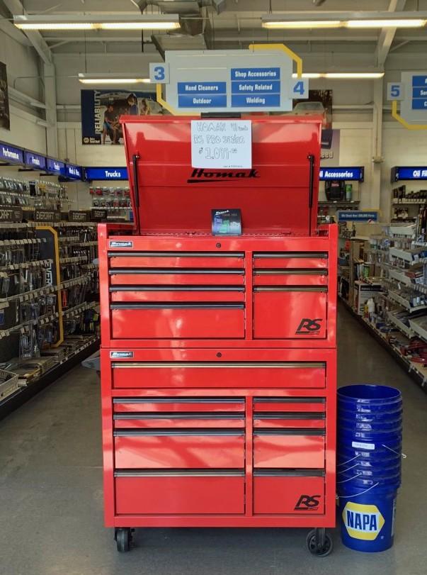 napa toolbox