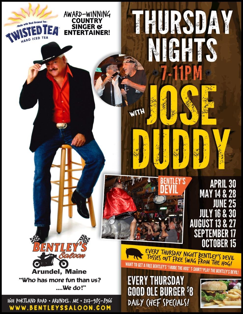 2020 Jose Duddy