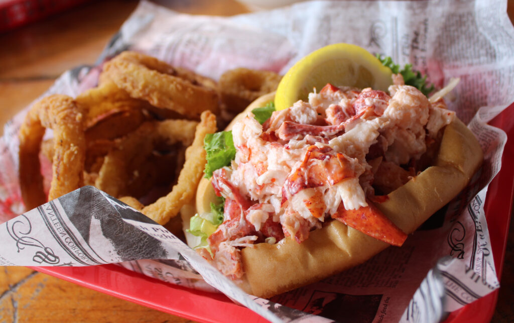 lobster roll commercial
