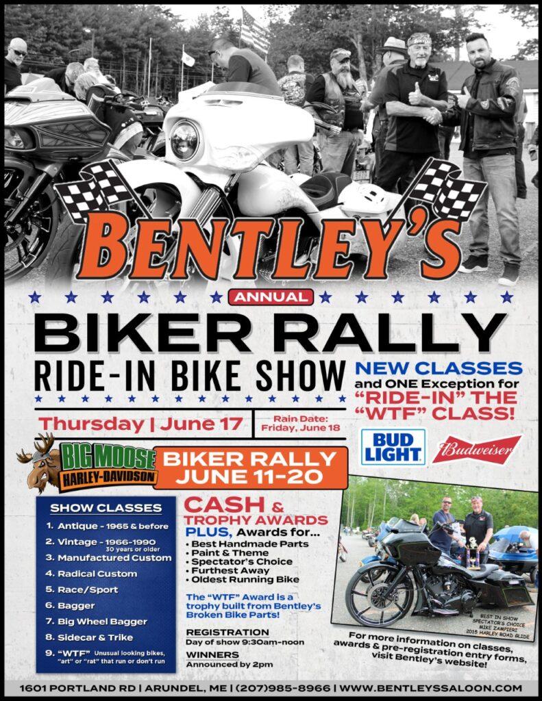 2021 Ride In Bike Show