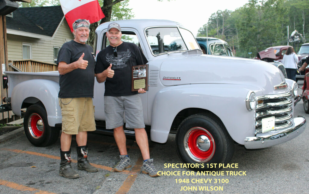 1ST PLACE TRUCK